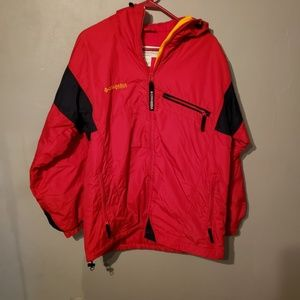 Vintage Columbia Sport winter coat womens large